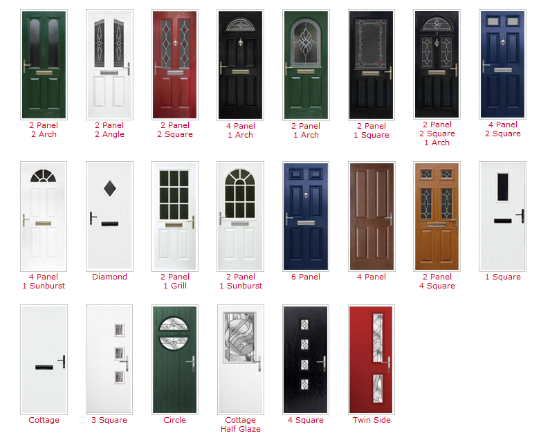 Our range of External Composite Doors  sc 1 st  Durham Locksmiths & uPVC Doors u0026 uPVC Glazing Durham Chester le Street u0026 Consett